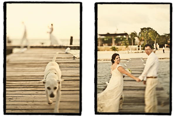 20-Isla Mujers-wedding dock