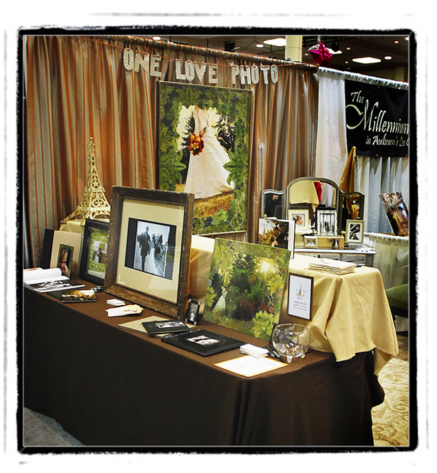 Next weekend I will be up in Bellevue at a Wedding Show